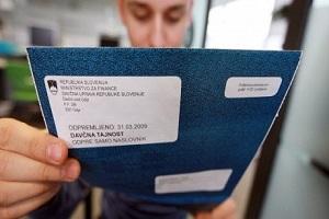 Poslan še drugi in hkrati zadnji sveženj informativnih izračunov dohodnine za leto 2013