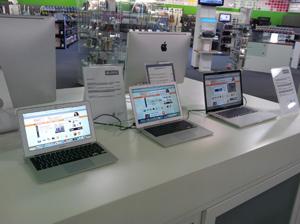 Akcije iz spletnih trgovin
